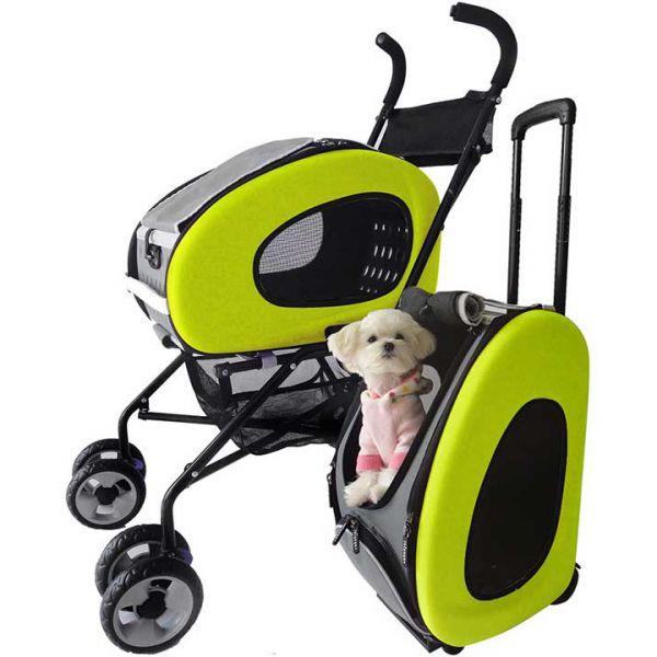 Hundebuggy Multifunktion Reisetasche